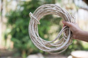 How To Soften A Stiff Lasso Rope