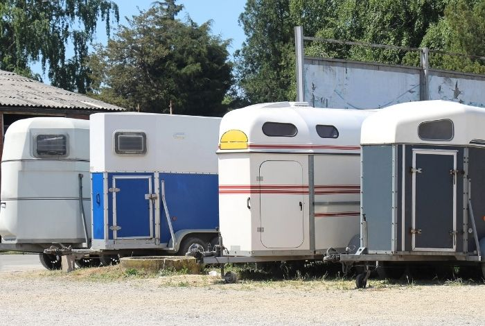 Buying or Selling a Used Horse Trailer
