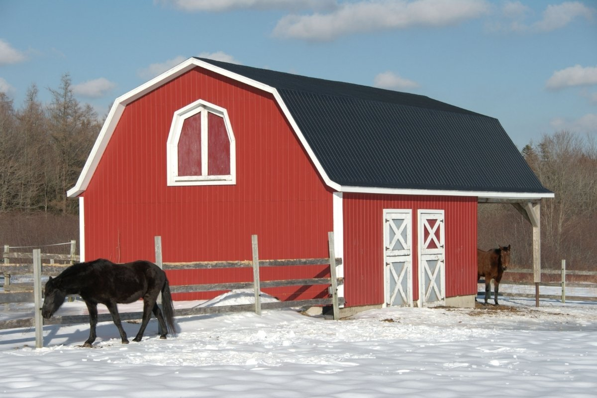 How To Heat A Barn In Winter