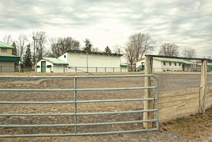 Round Pens For Horses