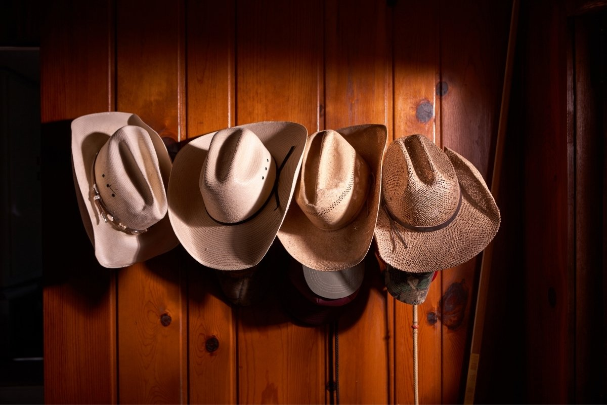 Cowboy Hat Shapes