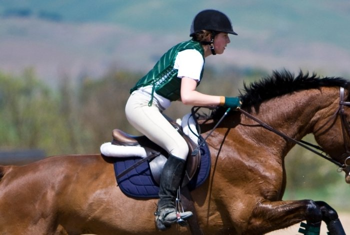 Ongoing Studies - air vest for horse riding