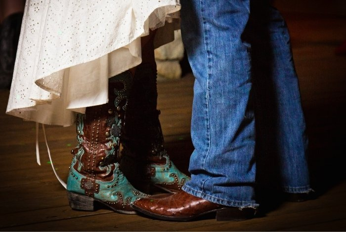 Line Dancing Boot Style